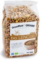 GreenMark Organic Zöld bio lencse (500g)