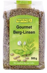 RAPUNZEL Bio Gourmet barna lencse (500g)