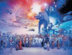 Ravensburger Star Wars: Univerzum 2000 db-os