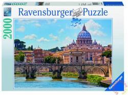 Ravensburger Angyalvár, Róma 2000 db-os