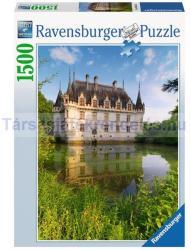Ravensburger Azay le Rideau kastély, Loire 1500 db-os (16325)