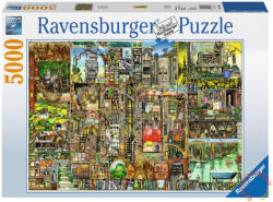 Ravensburger Colin Thompson: Szeszélyes város 5000 db-os (17430)