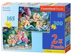 Castorland Sellők 165 és 300 db-os (B-021109)