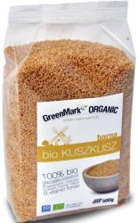 GreenMark Organic Barna bio kuszkusz (500g)