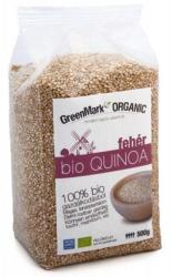 GreenMark Organic Fehér bio quinoa (500g)