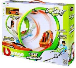 Bburago GoGears Super Spin Speedway autópálya 3302864