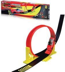 Bburago Ferrari Single Loop játékszett