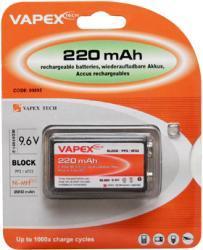 Vapex 9V 220mAh (1)