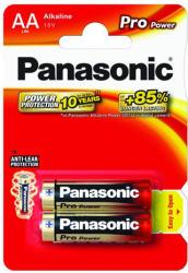 Panasonic AA Pro Power LR6 (2) LR6PPG/2BP
