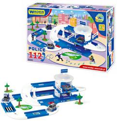 Wader Kid Cars 3D Rendőrségi 112 autópálya 53320