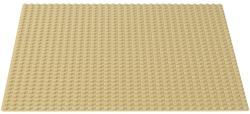LEGO Placa de baza de culoarea nisipului 10699