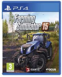 Focus Home Interactive Farming Simulator 15 (PS4)