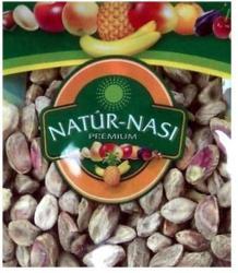 Natúr-Nasi Hántolt pisztácia (100g)