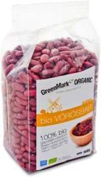GreenMark Organic Kidney bio vörösbab (500g)