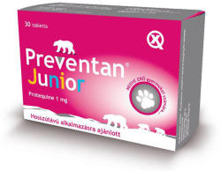 Farmax Preventan Junior 30db