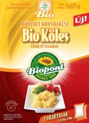 Biopont Hántolt konyhakész bio köles (2x125g)