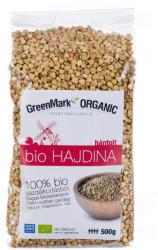 GreenMark Organic Hántolt bio hajdina (500g)