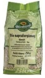 Biopont Bio napraforgómag hántolt (250g)