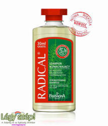 Farmona Natural Cosmetics Laboratory RADICAL Hajerősítő Sampon 330ml