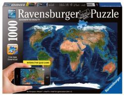 Ravensburger Műholdkép 1000 db-os