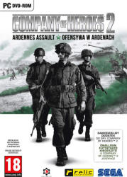 SEGA Company of Heroes 2 Ardennes Assault (PC)
