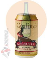 Gosling Ginger Beer 0,33l (24db/pack)