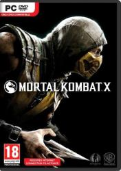Warner Bros. Interactive Mortal Kombat X (PC)