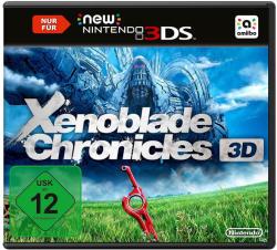 Nintendo Xenoblade Chronicles 3D (3DS)