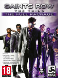 THQ Saints Row The Third [The Full Package] (PC)