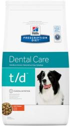 Hill's PD Canine t/d 10kg