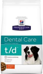 Hill's PD Canine t/d 3kg