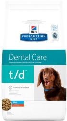 Hill's PD Canine t/d Mini 3kg