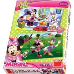 Dino Minnie és Daisy 2 x 66 db-os (385047)
