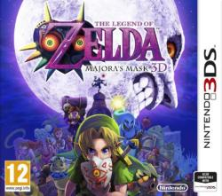 Nintendo The Legend of Zelda Majora's Mask 3D (3DS)