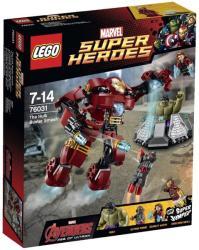 LEGO Marvel Super Heroes - Bosszúállók - A Hulkirtó ütközése (76031)