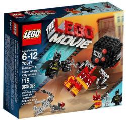 LEGO The LEGO Movie - Batman™ és Szuper Vad Kitty támadás 70817