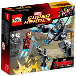 LEGO Marvel Super Heroes - Iron Man vs. Ultron (76029)