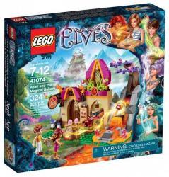 LEGO Elves - Azari és a varázslatos pékség (41074)