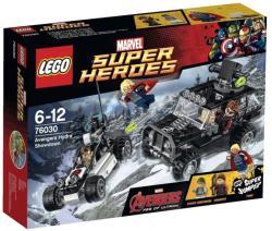 LEGO Marvel Super Heroes - Bosszúállók - Leszámolás a Hydrával (76030)