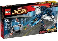 LEGO Marvel Super Heroes - Bosszúállók - Quinjet City üldözés (76032)