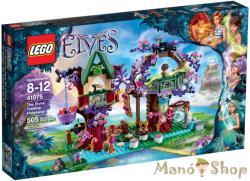 LEGO Elves - Tündék rejtekhelye a fák tetején (41075)