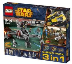LEGO Star Wars - Super Pack 3 in 1 (66495)