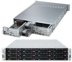 Supermicro SYS-6028TR-D72R