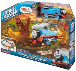 Mattel Fisher-Price Thomas Track Master Hídomlás pályaszett CDB59
