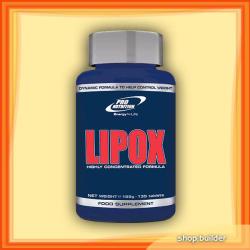Pro Nutrition Lipox - 135 caps