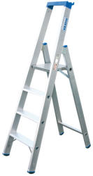 KRAUSE Stabilo Lépcsőfokos állólétra 4 fokos, profi (124517)