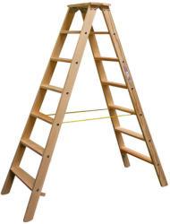 KRAUSE Stabilo lépcsőfokos falétra 2x7 fokos, profi (818249)