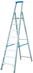 KRAUSE Stabilo Lépcsőfokos állólétra 8 fokos, profi (124555)