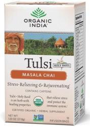 Organic India Tulsi Chai Masala 18 filter