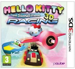 PQube Hello Kitty and Sanrio Friends 3D Racing (3DS)